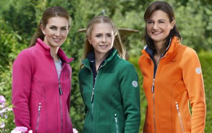 What makes a riding wear brand popular?