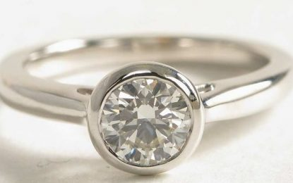 Bezel Engagement Rings Ideal for Active Lifestyle