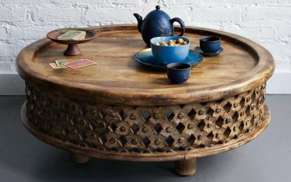 Coffee tables that make you addicted