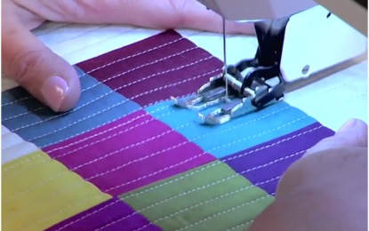 Quilting Sewing Methods Today