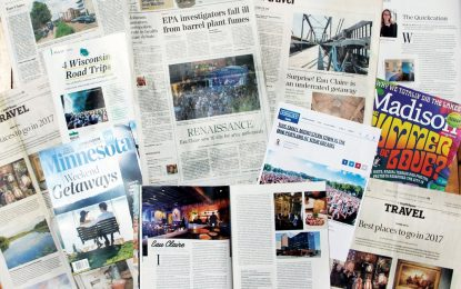 Eau Claire Is Making National Headlines. Here's What That Means and Why You Should Care
