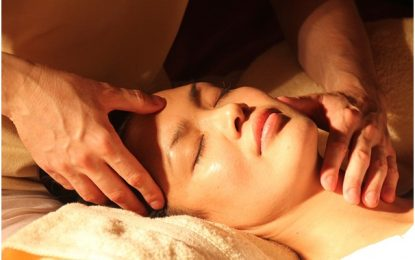 Facial Massage Routine: How To Take Care Of Facial Muscles