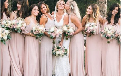 A Bride's Guide to Bridesmaid Dresses