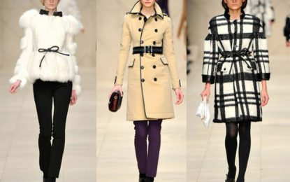 Autumn and Winter Fashion Trends