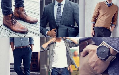 10 Simple Fashion Dos and Don'ts: A Man's Guide