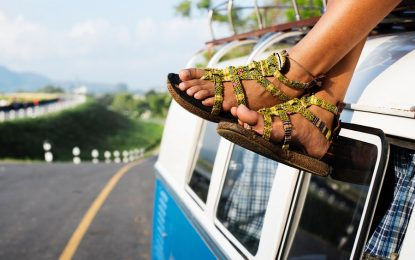 Important Considerations when Searching for New Women's Sandals