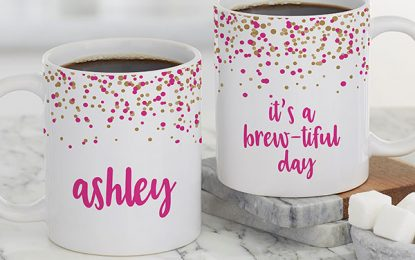 Five Ideas For You To Create Your Personalized Mugs Today