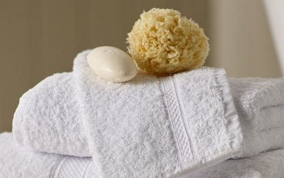 Great Benefits of Using Fluffy Cotton Bath Towels