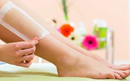 Worst Mistakes to Make When Waxing at Home