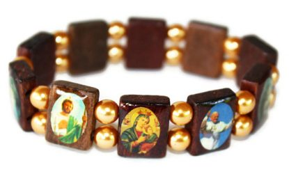 Let's talk about various forms of catholic bracelets!!