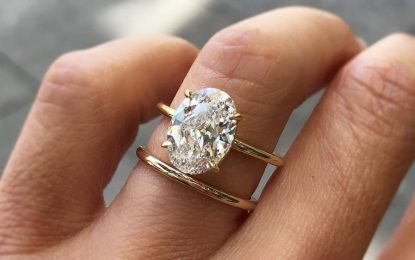Why Should You Get Moissanite Rings NYC For Your Engagement