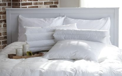 Information about Different Types of Pillows