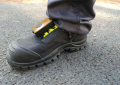 Materials Used in a Safety Shoes