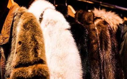 Everything You Need To Know About Faux Fur Coats