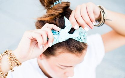 The New Style of Hair Tie Sweeping the Beauty Industry