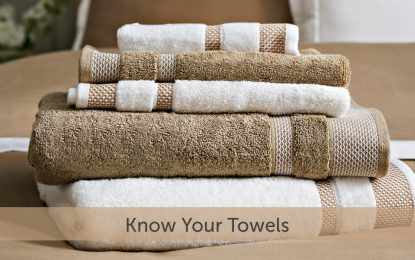 Different Types of Towels – Choose the Best One as Per Your Need