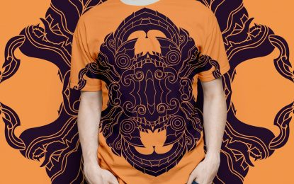 The Fashion of Men's T-shirts: The Influence of Thai Culture