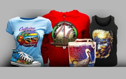 Here's why you should get T-shirt screen printing done