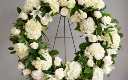 Flowers For Funeral: Tradition Behind It