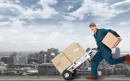 Remain in touch with your relatives with the best courier facilities