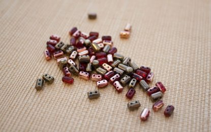 What you need to know about the 2 hole beads
