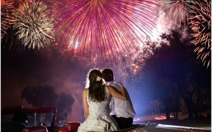 PERSONALIZED WEDDING FIREWORKS – ATTRACTIVE WEDDING CEREMONY