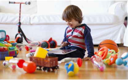 5 Smart Ways To Keep Your Toddlers Happy While You Are At Work