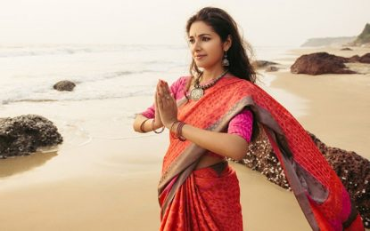 Importance of Sarees to the Indian Culture