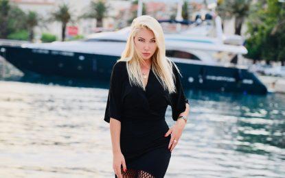 Miss Europe World 2016 and International Fashion Model LIA KEES.