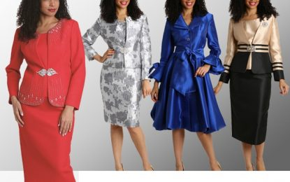 High-Quality Church Suits for Women