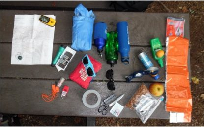 5 Essential Gears for Outdoor Trips
