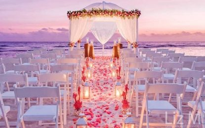 The Hottest & The Latest Trends in Destination Weddings
