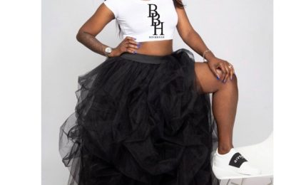 Aaliyah, Designer of Boss Behavior Clothing Creates Her Own Path in Street Fashion