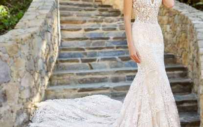 How to select Perfect Wedding dress for your body type?