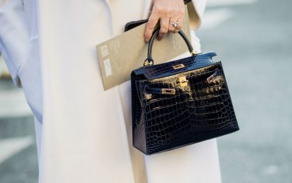 Counterfeit luxury fashion products: A new style of the town