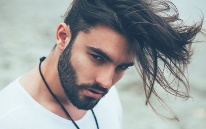 Hairstyles For Men With Straight And Silky Hairs