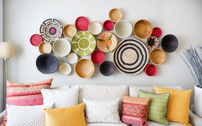 How to Style Your Bedroom Wall the Moroccan Way?