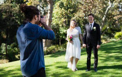 What should I look for when choosing a wedding Photographer?