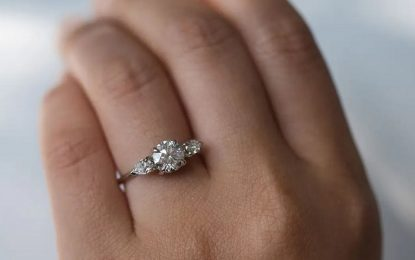 Click To Know The Details Of Affordable Moissanite Rings